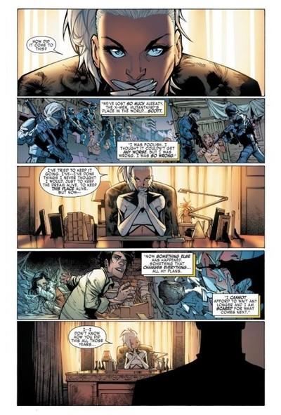 Marvel Comics Extraordinary X-Men Vol. 1: X-Haven İngilizce Çizgi Roman