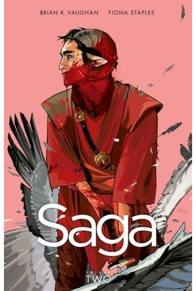 Saga Vol. 2 İngilizce Çizgi Roman