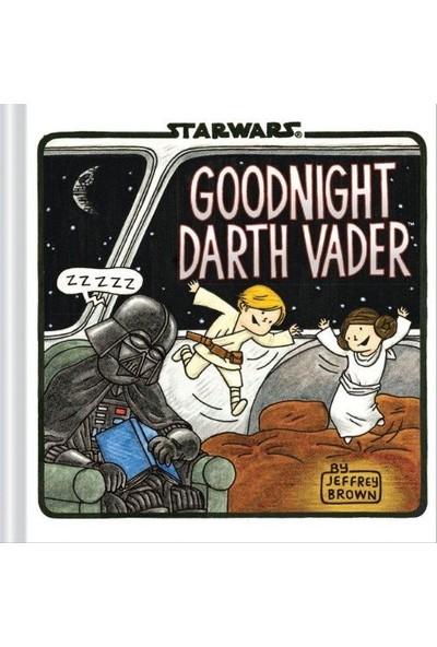 Lucas Books Star Wars Goodnight Darth Vader İngilizce Çizgi Roman
