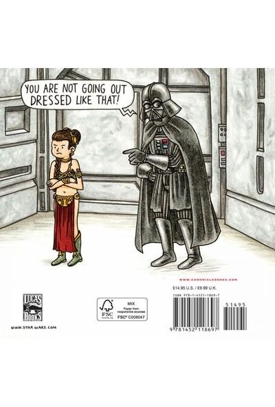 Lucas Books Star Wars Vader's Little Princess İngilizce Çizgi Roman