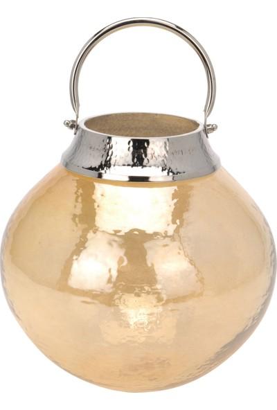 Evmanya Çatlatma Tealight 19 Cm