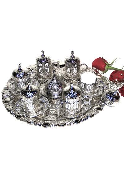 In my 6 lı Osmanlı Türk Kahve Seti