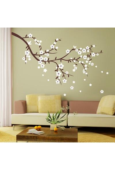 Besta Ağaç ve Çiçekler Duvar Sticker