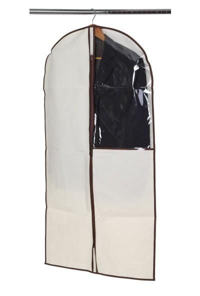 Deepot Pvc Pencereli Elbise Koruma Kılıfı