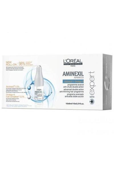 Loreal Serie Expert Aminexil Advanced Saç Dökülmesine Karşi Serum 10X6ml