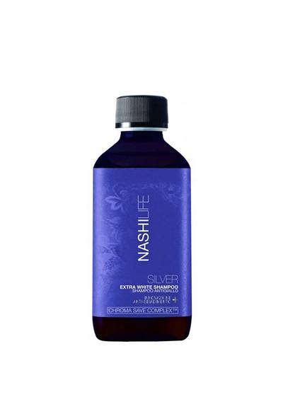 Landoll Nashi Life Silver Boyali Saçlar İçin Renk Koruyucu Şampuan 500ml