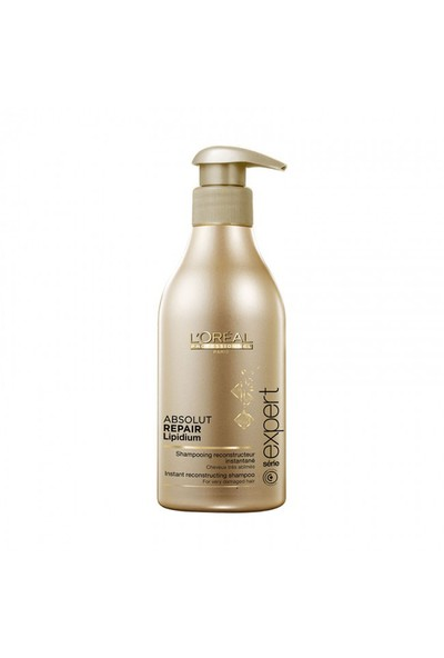 L'Oréal Professionnel Absolut Repair Lipidium Yapılandırıcı Şampuan 500ml