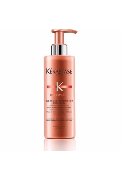 Kerastase Discipline Curl Ideal Dalgalı Saçlar için Temizleyici Krem 400ml