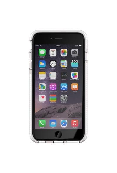 Tech21 Apple iPhone 6/6S Plus Darbeye Dayanıklı Korumalı Kapak Şeffaf*
