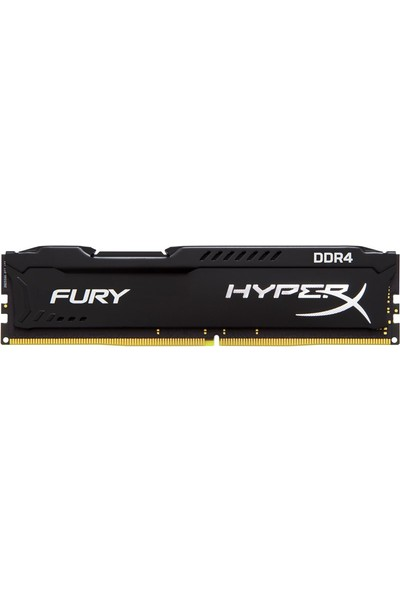 Kingston HyperX Black 8GB 2400MHz DDR4 Ram HX424C15FB2/8