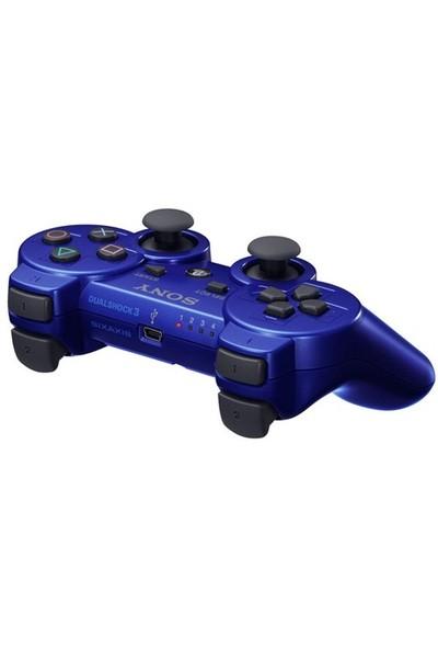 Ps3 Playstatıon 3 Joystıck Dualshock Wireless Kablosuz Oyun Kolu- Mavi