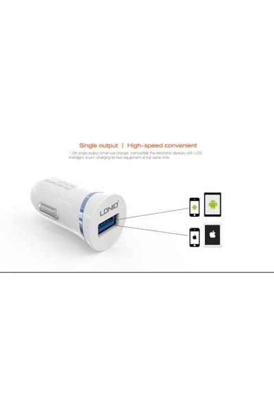 Ti-mesh Micro USB Takım Araç Şarjı / DL-C12
