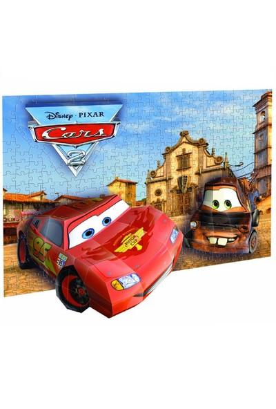 Mega Oyuncak Puzzles 200 Parça 3D Puzzle Breakthrough Cars 2