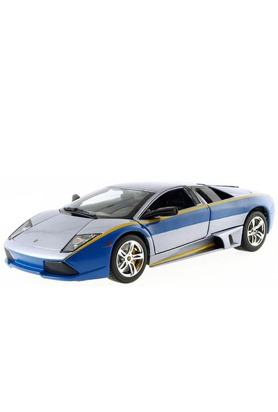 Maisto Lamborghini Murcielago Lp640 1:24 Model Araba Gri