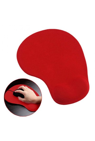 Appa Kırmızı Jel Bileklikli Mouse Pad
