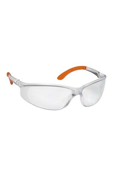 Viola Valente Cross 602 Koruyucu Gözlük Şeffaf Lens