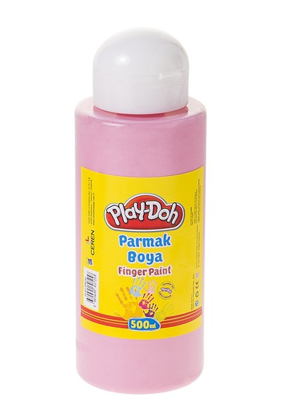 Play-Doh Parmak Boya 500 Ml Pembe PLAY-PR030