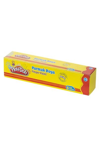 Play-Doh 6 Renk Parmak Boya Birleşik 30 Ml PLAY-PR018