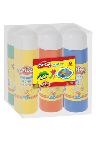 Play-Doh Parmak Boya 6X250 Ml Play-Pr035