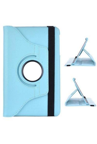 İdealTrend Samsung Galaxy Tab E T560 360 Dönebilen Stand Kılıf