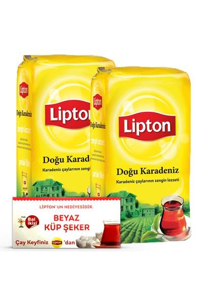 Lipton Doğu Karadeniz 1000 gr x 2 Adet (Şeker Hediye)