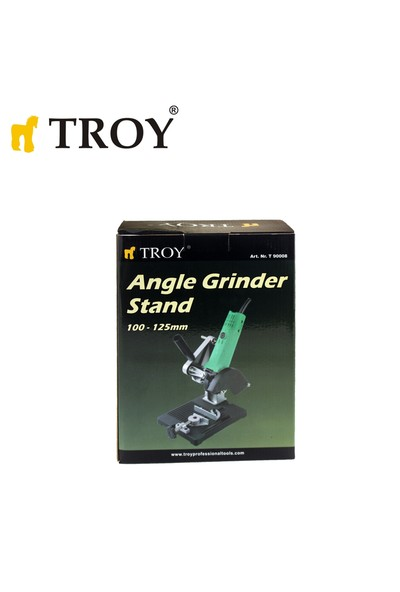 Troy 90008 Avuç Taşlama Sehpası - 100-125Mm