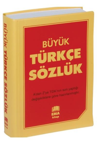 Büyük Türkçe Sözlük (A'Dan Z'Ye Tdk Uyumlu)