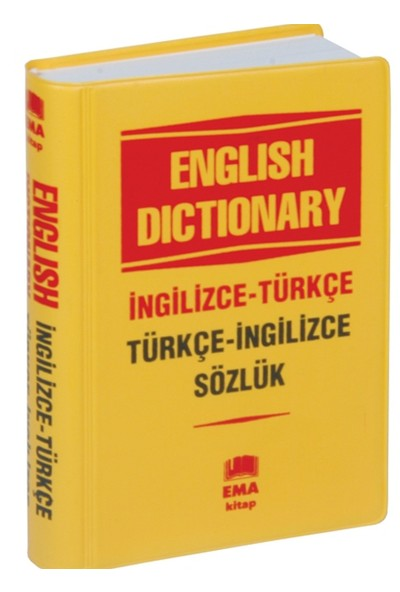 Türkçe İngilizce Sözlük (Cep Boy) - Dilara Dikmetaş