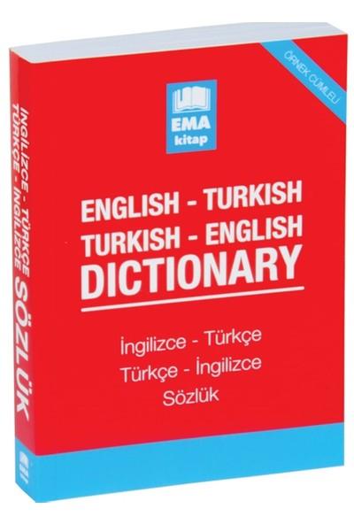 Türkçe İngilizce Sözlük (Örnek Cümleli)