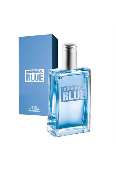Avon Individual Blue For Him EDT 100 ml Erkek Parfüm