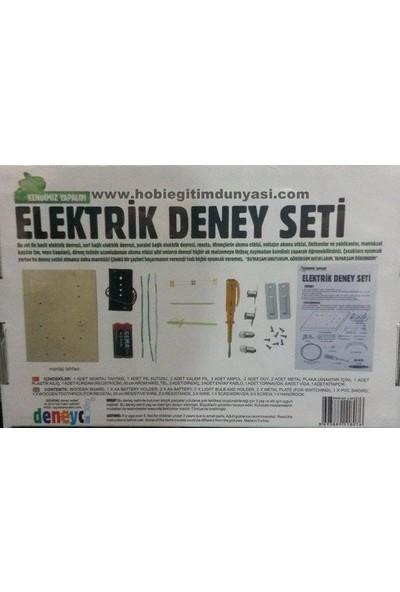 Hepsi Dahice Elektrik Deney Seti