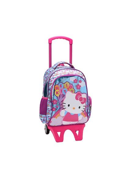 Hello Kitty Çekçek Çantası 87571
