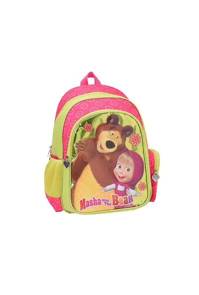 Masha And The Bear Okul Çantası 87639