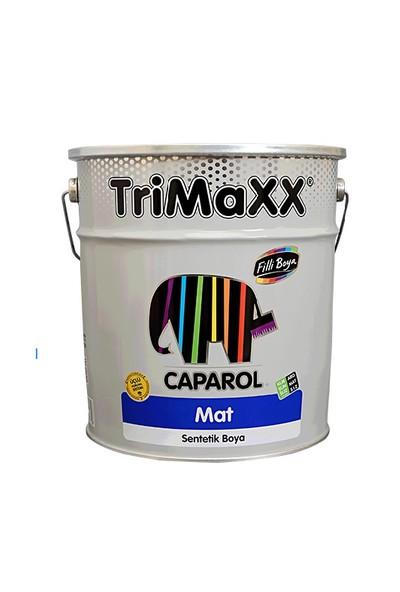 Filli Boya Caparol TriMaxx Mat Sentetik Boya 0.75 lt Beyaz