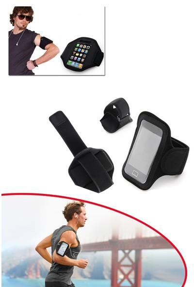 Helen's Yürüyüş ve Spor Kol Bandı (iPhone 4-4S-5-5S Modelleri Uyumlu)