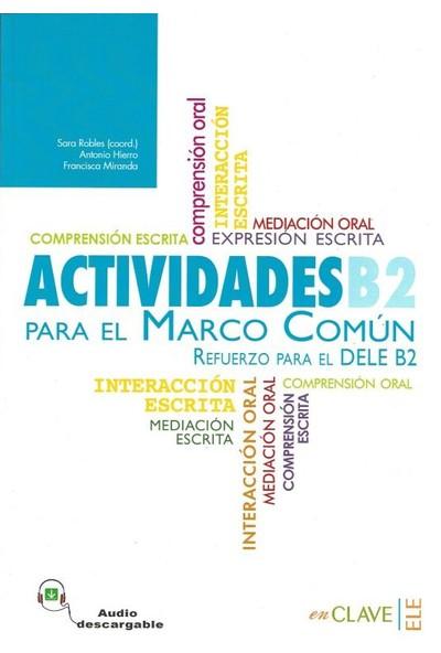 Actividades B2 Para El Marco Comun+Audio Descargable (Nueva Edicion)