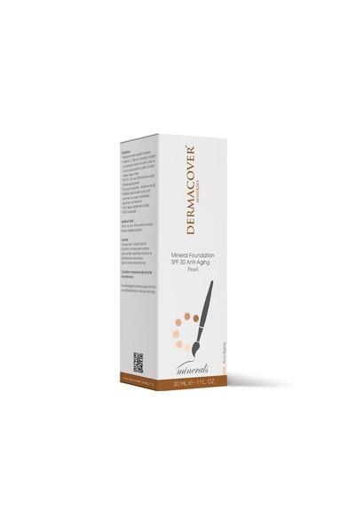 Dermaplus Md Dermacover Anti Aging Spf 30 ( Pearl ) 30 Ml