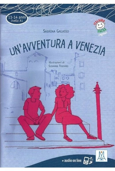 Un'Avventura A Venezia +Audio Online (A1) (11-14 Yaş)