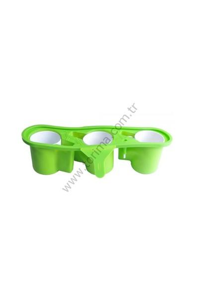 3D 3lü Kupa Baskı Aparatı