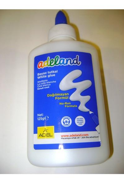 Adel Beyaz Tutkal Su Bazlı Dağılmayan Formül 125Gr