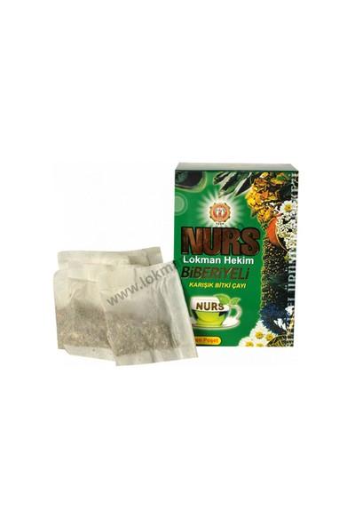 Nurs Biberiyeli Karışık Bitki Çayı