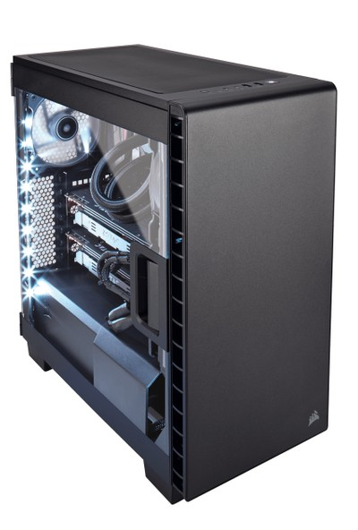 Corsair Carbide 400C ATX Pencereli Mid-Tower Kasa CC-9011081-WW