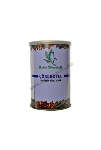 Doğan Baharat Çörekotlu Karışık Çay 100Gr Tnk