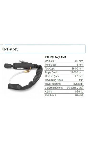 Osaka Opt-P 515 Kalıpçı Taşlama