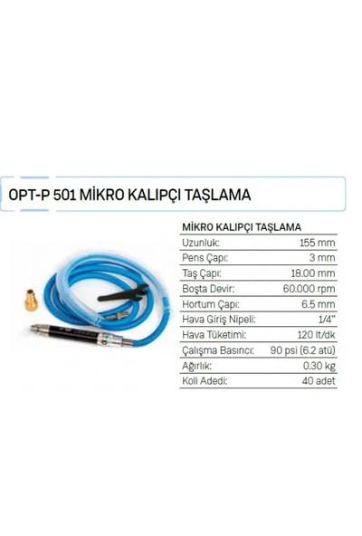 Osaka Opt-P 501 Mikro Kalıpçı Taşlama