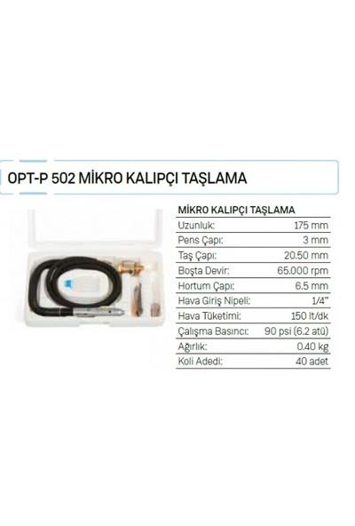 Osaka Opt-P 502 Mikro Kalıpçı Taşlama