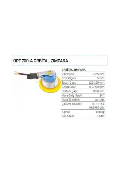 Osaka Opt 700-A Orbital Zımpara