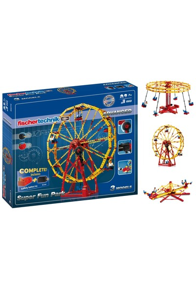 Fishertechnik Super Fun Park