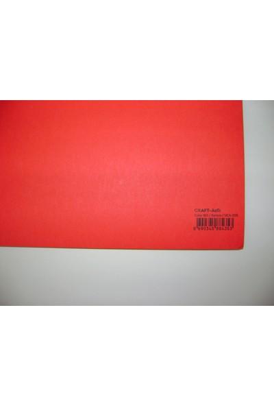 Umix Craft & Arts Fon Kartonu 160Gr 50*70Cm Kırmızı