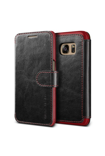 Verus Samsung Galaxy S7 Case Dandy Layered Series Kılıf BW